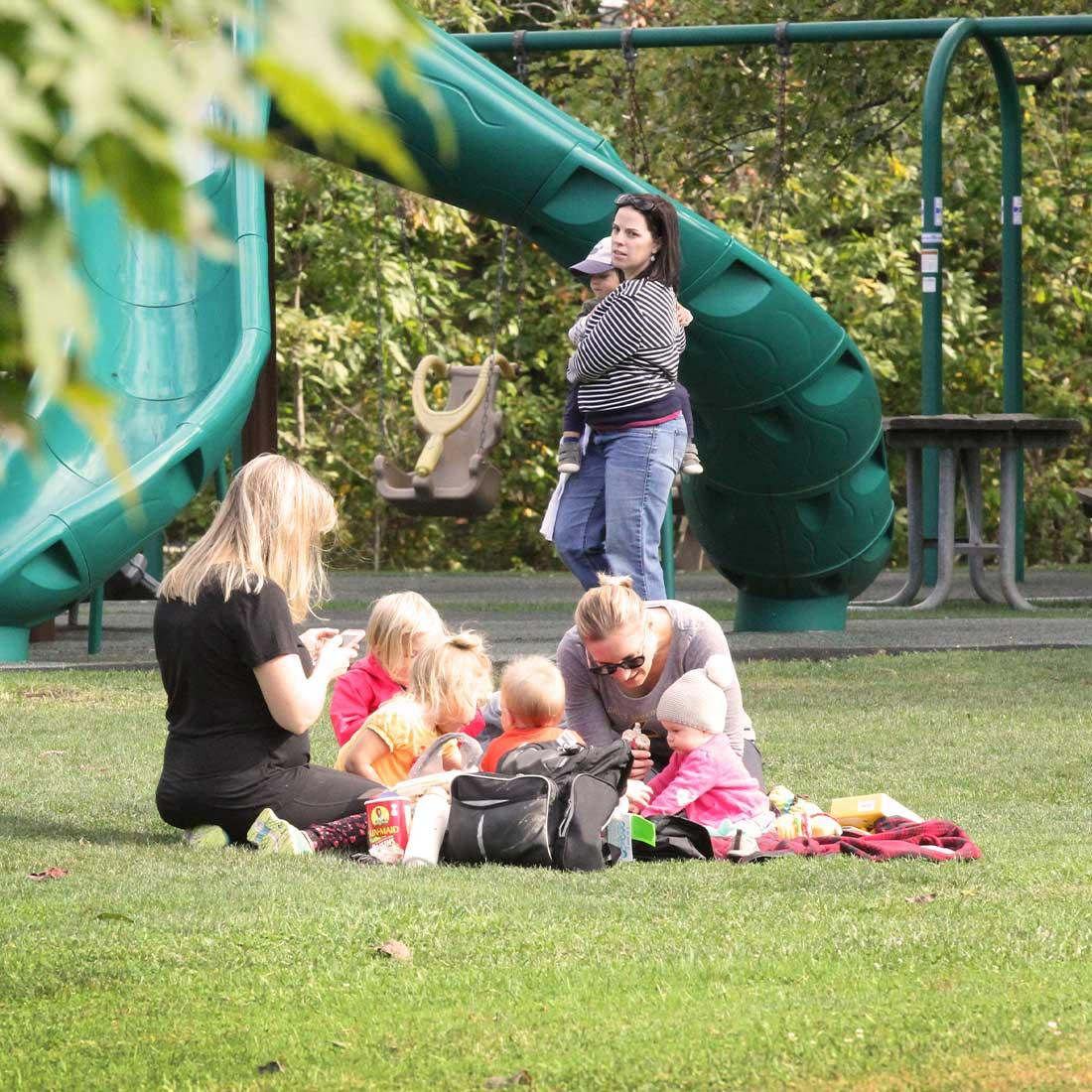Harrison Hills Park playground