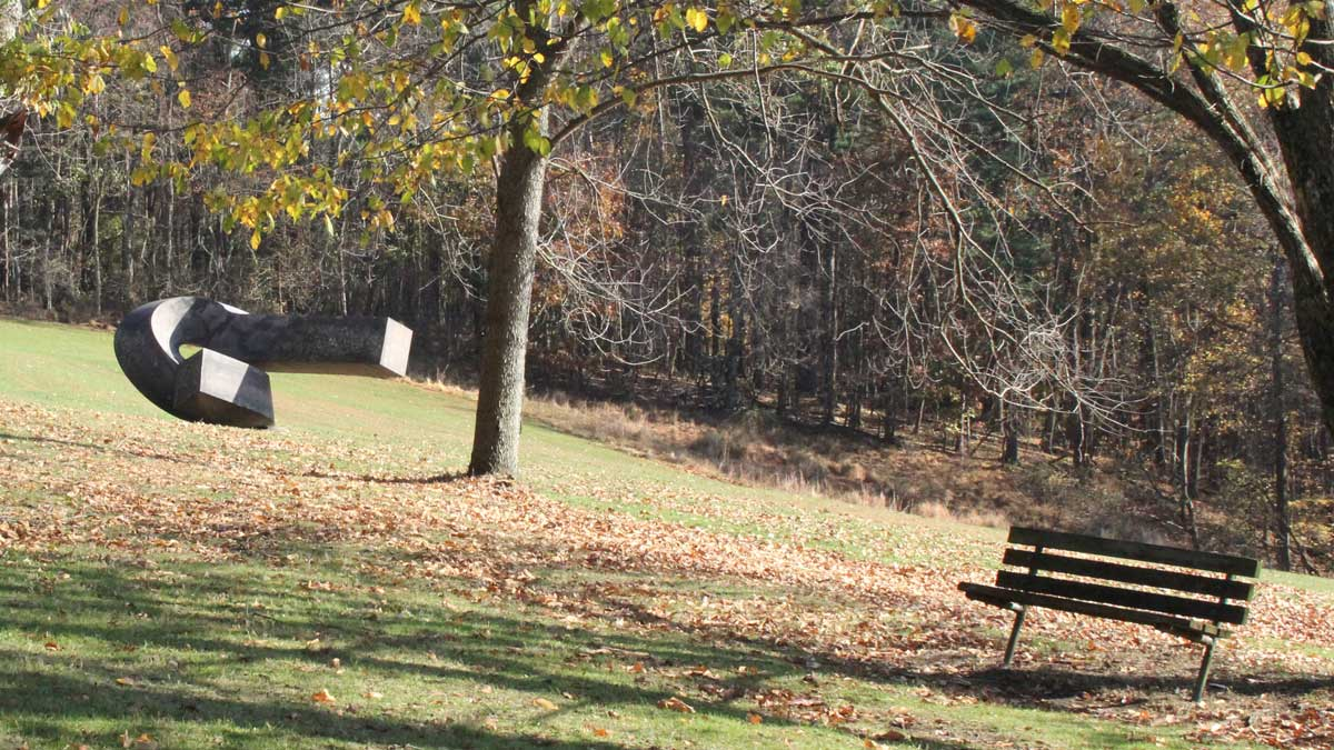 Park bench and sculpture projects