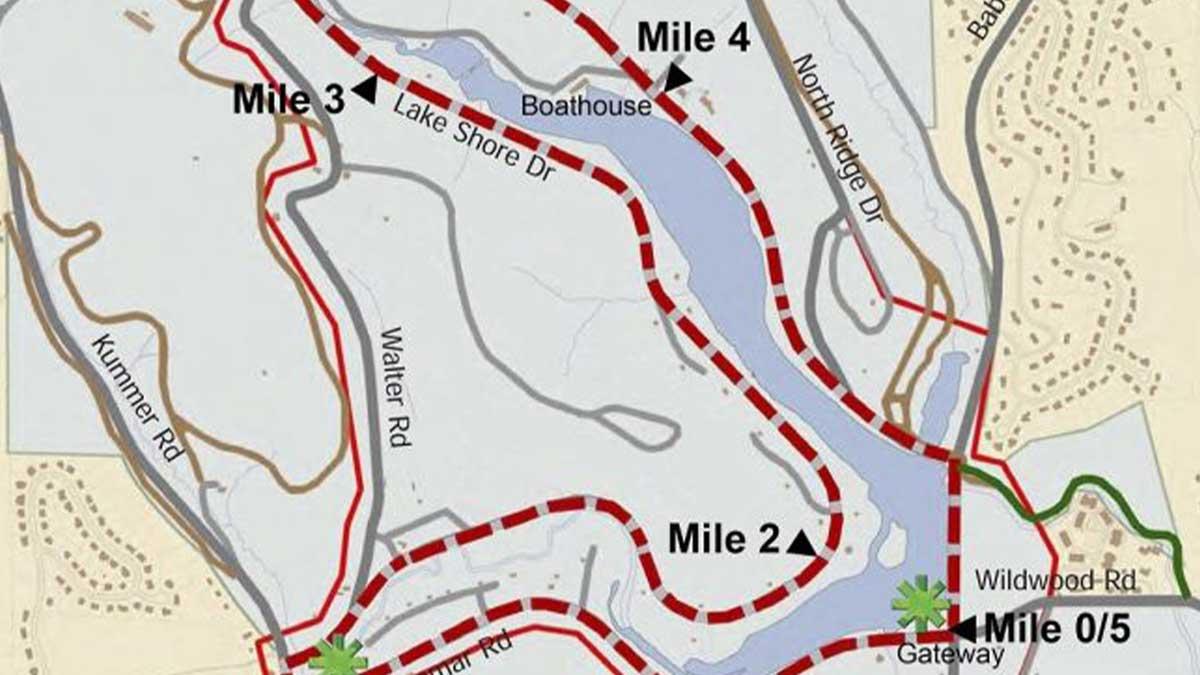 park map