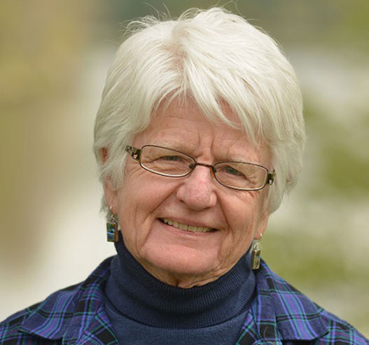 Caren Glotfelty of Allegheny County Parks Foundation