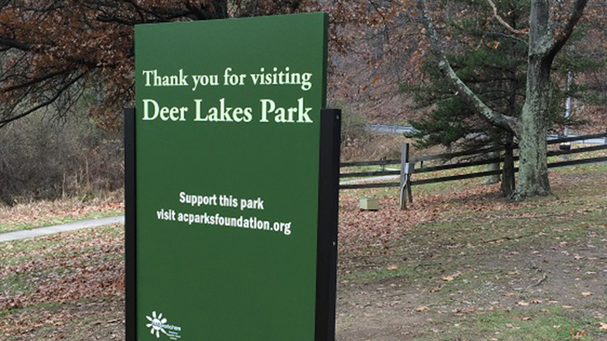 Thank you for visiting Deer Lakes Park