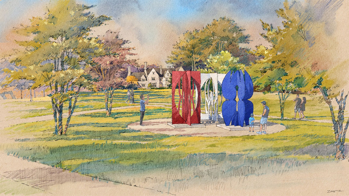 Call for Artists Sculpture Garden at Hartwood Acres Park