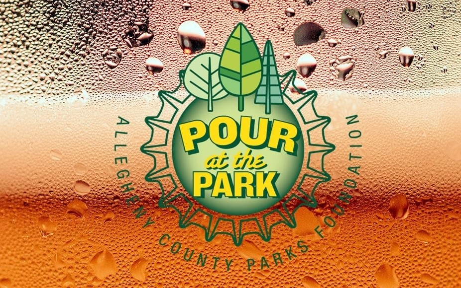 Pour at the Parks beer logo